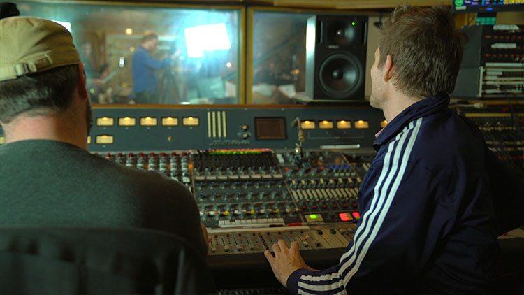 registrazione musica